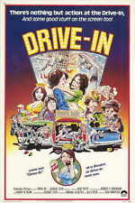 DRIVE-IN Movie POSTER 27x40 Lisa Lemole Glenn Morshower Gary Cavagnaro