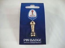 "Pin FIFA Confederations Cup ""Pokal"" 2017 Russia (tm) Russland Confed-Cup Badge"