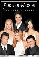 Friends - The Series Finale (Limited Edition), New DVD, Maggie Wheeler, Christin