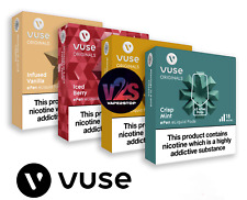 More details for vuse epen refill cartridge vype pack of 2 with free 1st class post*