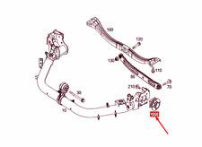 SMART FORFOUR 453 Rear Left Wheel Hub A4533560000 NEW GENUINE