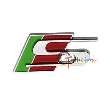 ABS Chrome S Sport Emblem for XJ XK XJR XJS XF F-TYPE Boot Fender Badge