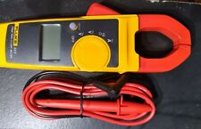 Fluke Digital 600 Volt 400 Amp Clamp Meter 323
