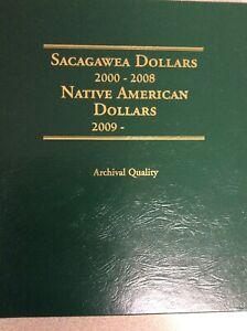 Set/Collection Sacagawea Native American Dollars 2000 to 2020pds BU Proof 63 Pcs