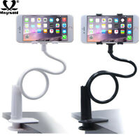 360° Lazy Desk Bed Phone Holder Stand For iPhone 11 Pro Xs Max Samsung S20 Plus
