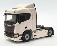 WSI Models 1/50 Scale 03-2004 - Scania R Normal I CR20N 4x2 Truck - White
