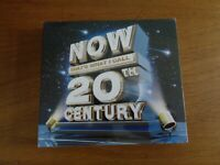 Various Artists : Now That's What I Call 20th Century CD (2016) new,free p+p