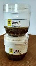 Yes to Coconut Ultra Hydrating Dry Skin Coconut Oil Cleansing Balm 4oz Lot of 2