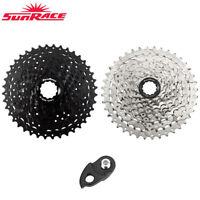 SunRace CSM680/990 Road MTB Cassette Sprocket 8/9 Speed 11-40T Bicycle Flywheel