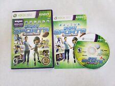 XBOX 360 Kinect Sports Season 2 TWO - Free Fast Shipping
