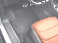 VW Tiguan (MQB) ab 2016 Original Gummi Fußmatten - Gummimatten vorne+hinten NEU