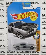 HOT WHEELS Muscle Mania 2017 Release Q Case Custom '67 1967 PONTIAC FIREBIRD