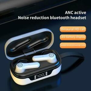 Wireless Headphones Bluetooth Earphones Earbuds For iPhone Android YYK-ANC Pro