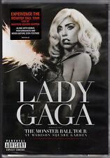 LADY GAGA MONSTER BALL TOUR-Live at Madison Square Garden w/ Bonus Performances