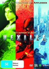 Vexille (DVD, 2008, 2-Disc Set) Region 4