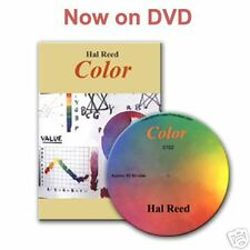 OIL WATERCOLOR PAINTING 2 DVD SET Color Reed COL9901d