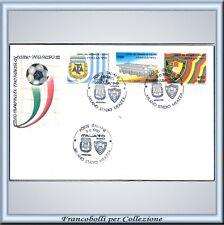 Mondiali Calcio Italia 90 Milano Stadio Meazza 8-6-1990