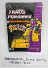 1991 Hasbro Transformers Constructicons G2 European UK Recolor Bonecrusher MOC For Sale