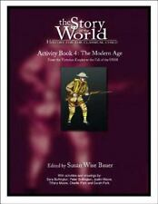 Activity Book, Vol 4 Four: The Modern Age, Story of the World Paperback