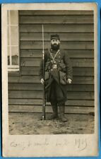 CPA PHOTO: Soldat du 6° de ligne / Guerre 14-18 / 1915