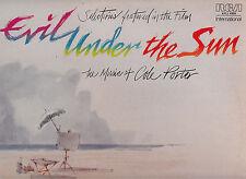 Evil Under The Sun-1982-Original Movie Soundtrack-[Made In Australia]-Record LP