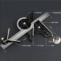 Center Finder Gauge Round Bar A23 Craft tool Hobby DIY Modeling Gaging Centre