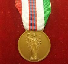 """2477 - Medaglia """"Guerra di Liberazione 1943-1945"""" - Modello S. Johnson"""