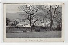 THE MANSE, CAMPSIE GLEN: Stirlingshire postcard (C6692).