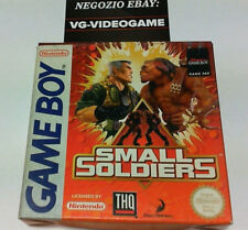SMALL SOLDIERS GAME BOY RARO!!!!!