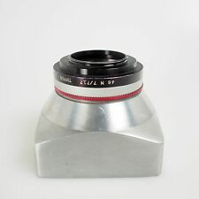 :) Tiffen Series # 7 De Luxe Metal Square Lens Hood wth Adapter Ring USA 46 M