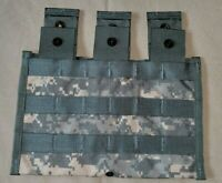 NEW -  ACU MOLLE Triple Mag Pouch 3x30-rd, Specialty Def Military Surplus