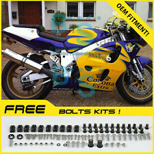 Fairings Bodywork Bolts Screws Tank Cover For SUZUKI GSXR 600 750 01 03 92