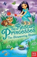 The Rescue Princesas: The Brillo Piedra Por Harrison, Paula, Good Libro Usado