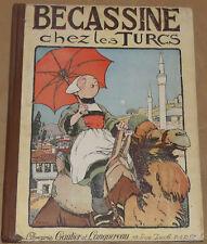 Becassine -6- / Bécassine chez les Turcs / Re 1928 /  BE+