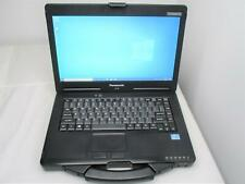 """Panasonic ToughBook CF-53 Rugged Laptop 14"""" Touch i5-2520M 2.5Ghz 8GB Wi-Fi GPS"""