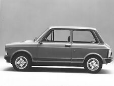 PHOTO PRESS ORIGINALE AUTOBIANCHI A112 ABARTH IV serie - 1977