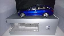 1:18 Norev Mercedes Classe C T-Modèle s205 AVANTGARDE blaumetallic neuf dans sa boîte