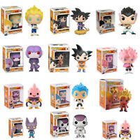 FUNKO pop Dragon Ball Super Super Vegeta plating Vinyl Figure New with Box for k