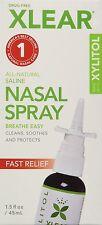 Xlear Nasal Spray w/ Xylitol  1.5oz