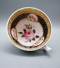 Antique English Porcelain Rathbone ? Staffordshire Tea Cup C1820