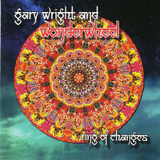 Gary Wright And Wonderwheel  – Ring Of Changes (Remastered)   CD NEW