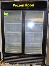 True GDM-49F-LD Freezer Merchandiser Commercial Refrigeration