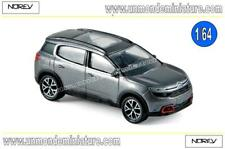 Citroën C5 Aircross 2018 Grey & Orange  NOREV - NO 310906 - Echelle 1/64