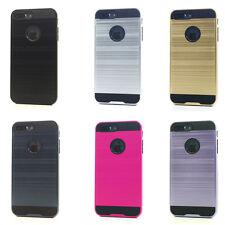 Lot/6 Brushed Finish Hybrid Case for iPhone 7 Plus Wholesale