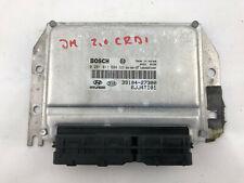 Motorsteuergerät Hyundai Tucson JM 2,0 CRDI 83KW BJ.05 39104-27300 0281011694