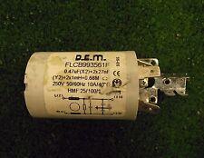 Washing Machine WHIRLPOOL AWG320WP-4  Capacitor
