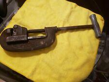 "Vintage Ridgid No. 2 HEAVY DUTY Pipe Cutter No. 2... 1/8"" - 2"""
