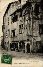 CPA Cluny Maison Romane (649686)