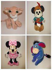 Disney Plüschtier Stofftier Mickey Mouse - Micky Minni Maus - Iah Winnie Pooh
