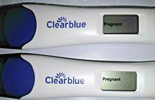 April Fools Joke Already Positive Prank DIGITAL Pregnancy Tests Box OF 2 Private